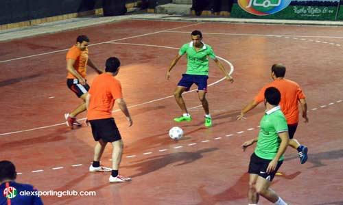 بالصور | نتائج مباريات الدورة الرمضانية لكورة القدم 21 رمضان