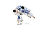 إبراهيم حامد يحرز الميدالية الفضية فى بطولة الجمهورية للجودو