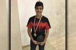 محمد عبد العال ثالث البطولة العربية للإسكواش