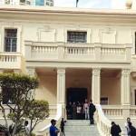 رحلة للجنة الرواد إلى متحف محمود سعيد