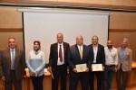 تكريم أحمد منير بجائزة رشوان للأخلاق الرياضية