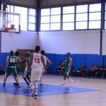 الفريق الأول لكرة السلة يفوز في أولى مباريات دوري المرتبط
