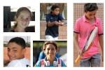 أبطال سبورتنج في التنس يحققون نتائج مميزة في بطولة أفريقيا تحت 14 سنة