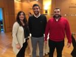 تكريم بطل مصر و العالم في الغوص و الإنقاذ السباح مروان العمراوي