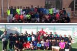 تألق فرق سبورتنج للتنس ببطولة دوري الأندية