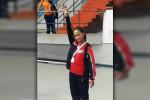منتخب مصر لتنس الطاولة يضم لاعبة نادي سبورتنج لفريق الأصدقاء فرح علاء التمساحي