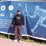 تنس | القبطان عبد الحكيم عبد الغفار يحصد الذهب بالبطولة العربية الثانية
