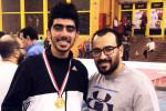 إسلام خيري يحصد فضية بطولة الجمهورية للتايكوندو