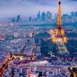 رحلة إلى باريس صيف 2019