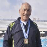 أحمد حمادة يحقق ١١ ميدالية ذهبية ويحطم ٨ أرقام