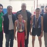 جمباز سبورتنج رجال تحت 13 سنة يحصل على 6 ميداليات ببطولة الجمهورية
