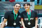 كرة سلة | منتخب مصر تحت ١٦ سنة ناشئات ثاني أفريقيا