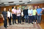 مجلس الإدارة يكرم اللاعبين و الإداريين المحققين إنجازات مع المنتخبات الوطنية