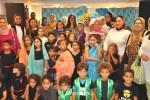 بالصور و الفيديو حفل ختام النشاط الصيفي لمدرسة تنمية المواهب