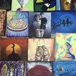 معرض للفنون التشكيلية يوم 7 نوفمبر
