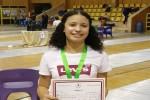 حبيبة رامي تحرز برونزية سلاح السيف ببطولة كأس مصر تحت ١٥ سنة
