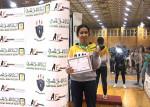 رنيم محمود تفوز بالميدالية البرونزية فى كأس مصر للسلاح