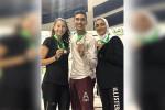 نتائج لاعبي سبوتنج ببطولة كأس مصر للسلاح