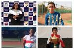 تألق لاعبي سبورتنج في سلسلة البطولات الإتحاد الأفريقي للتنس