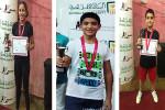 نتائج مميزة للاعبى سبورتنج فى بطولة كأس مصر للسلاح