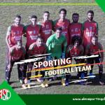 كرة قدم | سبورتنج يفوز على نهضة العامرية ويستمر في تصدر دوري القسم الثالث