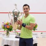 فارس الدسوقى يفوز بلقب  بطولة  Pittsburgh open 2020 champion