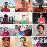 نتائج لاعبي نادي سبورتنج ببطولة إسكندرية لألعاب القوى