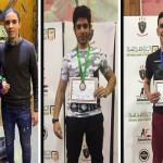 نتائج بطولة كأس مصر للسلاح لمرحلة تحت ٢٠ سنة