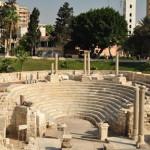 رحلة للسادة رواد النادي إلى المسرح الروماني و فيلا الطيور