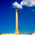 رحلة إلى عامود السواري والكتاكومب بمنطقة كوم الشقافة