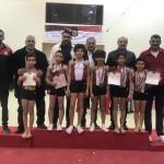 نتائج بطولة الجمهورية الثانية للجمباز الفني رجال تحت ١٢ سنة