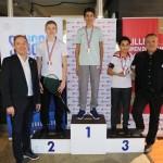 أحمد نادر يحرز المركز الأول ببطولة فرنسا الدولية للإسكواش