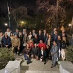 سفارة مصر بدولة صربيا تكرم أساتذة سباحة سبورتنج