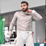 اللاعب الثاني | زياد السيسي يتأهل إلى أولمبياد طوكيو في السلاح