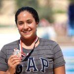 دارين أشرف محجوب ثالث بطولة الجمهورية لسباحة الزعانف
