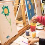 مواعيد جديدة لمرسم الفنان الصغير