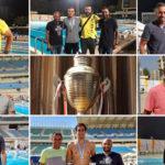 نتائج مميزة لسباحى سبورتنج فى بطولة كأس مصر