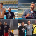 تعرف على نتائج سباحي سبورتنج ببطولة كأس مصر حتى الأن