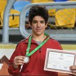 محمد أشرف يحصد برونزية بطولة الجمهورية تحت ٢٠ سنة للسلاح