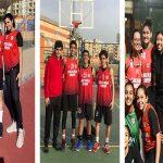 4 فرق من سبورتنج إلى بطولة الجمهورية لبطولات 3×3 لكرة السلة