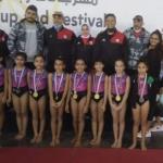 نتائج بطولة كأس مصر للجمباز الفني آنسات تحت ٩ سنوات