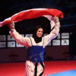 نور حسين تحصد الذهب ببلغاريا