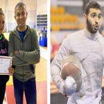 لاعبى سبورتنج يحققون نتائج مميزة فى بطولة كأس مصر للسلاح