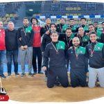 كرة يد |شباب سبورتنج يحصلون على ثالث كأس مصر
