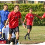 كرة قدم | سبورتنج يفوز على سموحة في مباراة ودية