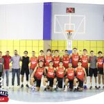 سبورتنج تحت ١٦ سنة يتوجون ببطولة الجمهورية لكرة السلة