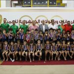 28 ميدالية ذهبية حصيلة لاعبى سبورتنج فى بطولة الجمهورية للجمباز الفنى