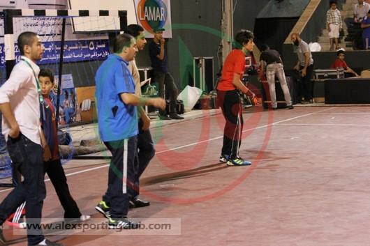 يوم مع عمرو خالد في النادي - لجنة الشباب