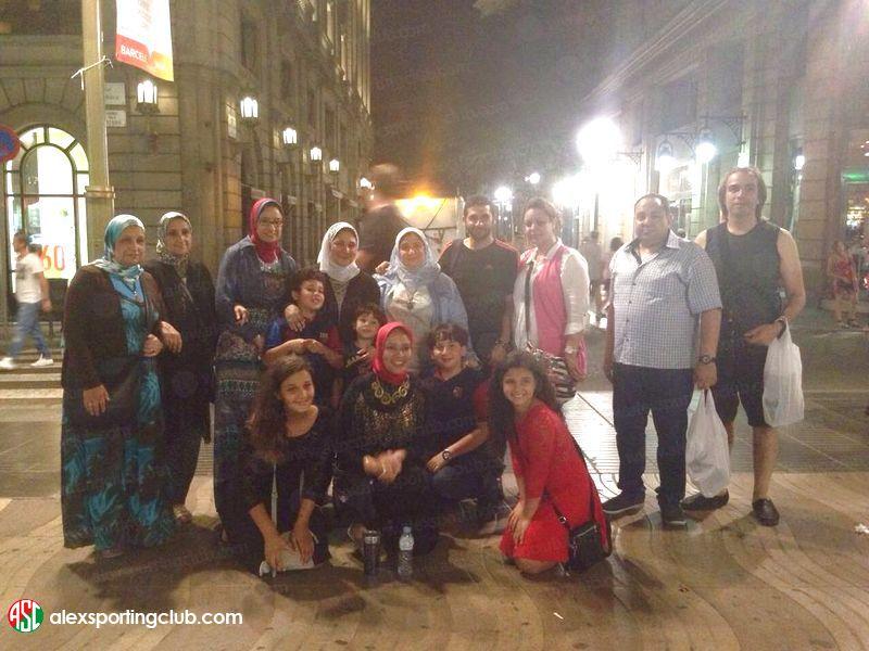 رحلات -  برشلونة 2015
