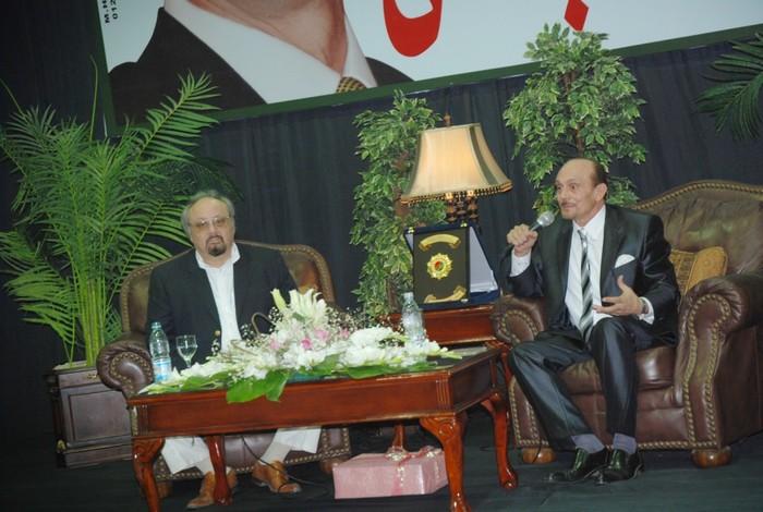 ندوة محمد صبحى 2-6-2011 - اللجنه الثقافيه